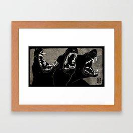 Impulses Framed Art Print