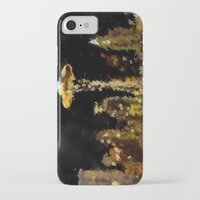 seattle iPhone & iPod Cases featuring Seattle by Paul Kimble