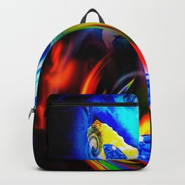 Our World Is A Magic - Is A Diamond Backpack