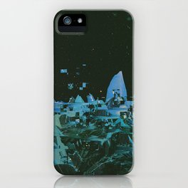 TZTR iPhone Case