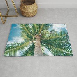 Tahitian Paradise Rug