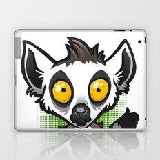 Ring-Tailed Lemur Laptop & iPad Skin