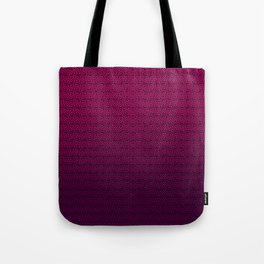 Ziggurat | Tribal Tote Bag