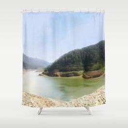Thomson Reservoir  Shower Curtain