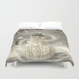 Christmas Time Duvet Cover