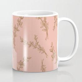 thyme herb pattern Coffee Mug