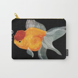 Oranda Goldfish Carry-All Pouch