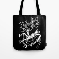 The Steadfast Tin Soldier Tote Bag