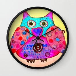 twittwoo Wall Clock