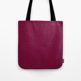 Hamilton Tartan Tote Bag