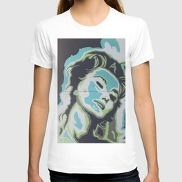 Nothing makes a woman more beautiful than the belief that she is beautiful. T-shirt