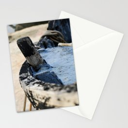 Boat detail Stationery Cards