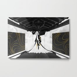 Home Alone Metal Print