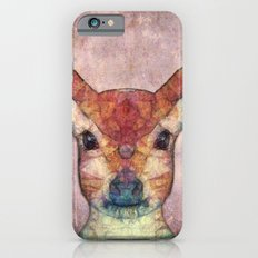 Abstract Fawn iPhone 6 Slim Case