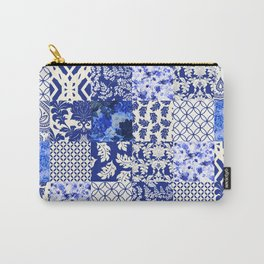 Blue Is Just A Mood Carry-All Pouch