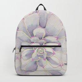 Subtle Succulent Backpack