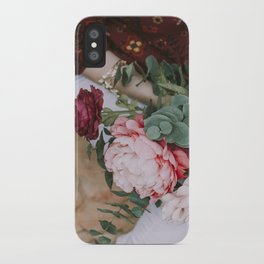 maybe if i just hold on iPhone Case