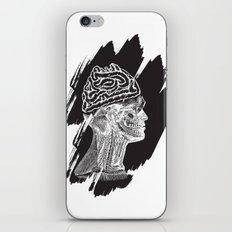 Wrong Brain iPhone & iPod Skin