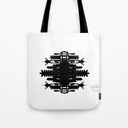 A Template for Your Imagination Tote Bag
