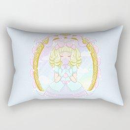 Sweet Candy Girl Rectangular Pillow