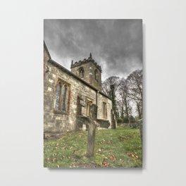 Paupers Grave Metal Print