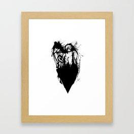 Whip Ink Framed Art Print