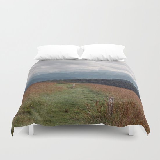 Max Patch Duvet Cover
