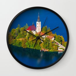 BLED 03 Wall Clock