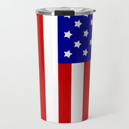 Original American flag Travel Mug