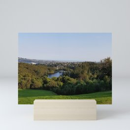 The View from the Brye Mini Art Print