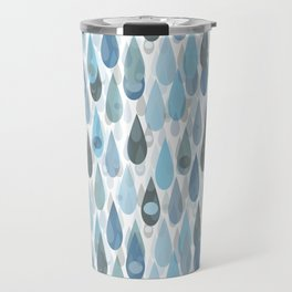 Let It Rain V Travel Mug
