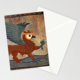 gr.eye.ffin Stationery Cards