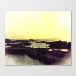 Ballintoy Canvas Print
