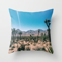 J1 Throw Pillow