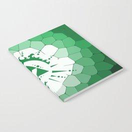 Legend Of Zelda Triforce Notebook