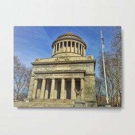General Grant National Memorial Metal Print