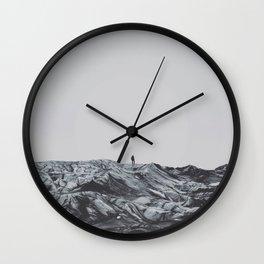 Do you go up Wall Clock