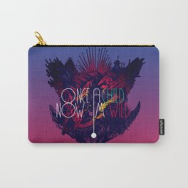 Once A Child, Now I'm Wild Carry-All Pouch
