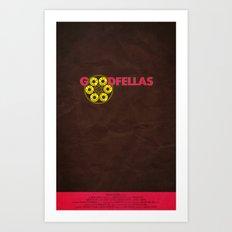 Goodfellas Art Print