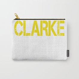 All care about is_CLARKE Carry-All Pouch