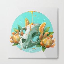 Clem-mew-tine Metal Print
