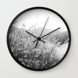 California Wild Wall Clock