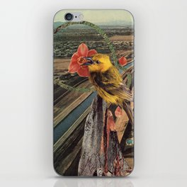 the more you fly iPhone Skin