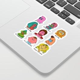 Feelings Revisited Sticker
