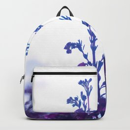 Heather flower #1 #decor #art #society6 Backpack