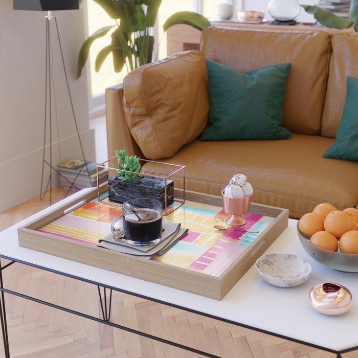 Summer Vibe Serving Tray