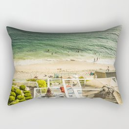 Fun Summer 5525 Laguna Beach Rectangular Pillow