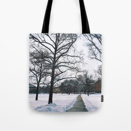 The Frozen Quad Tote Bag