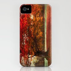 Finest fall iPhone (4, 4s) Slim Case