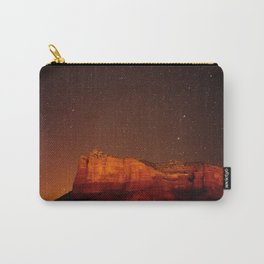 Rock Formation Sedona Arizona Carry-All Pouch